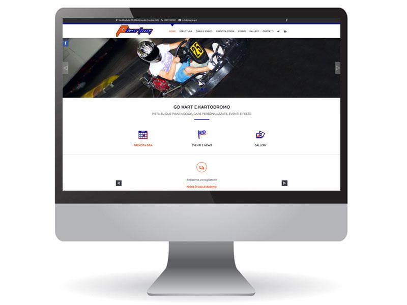 Sito web aggiornabile